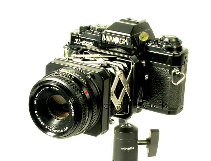 Minolta Compact Bellows